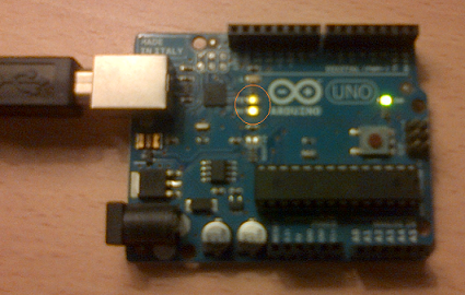 Arduino real time using OPC Technology