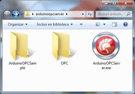 Installing Arduino OPC Server